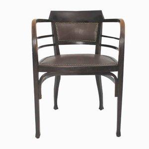Antiker Armlehnstuhl von Josef Maria Olbrich für Thonet