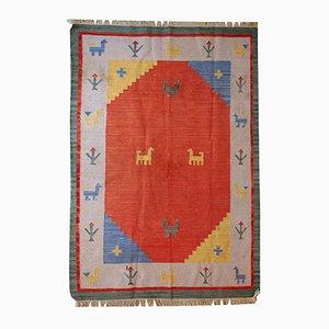 Tapis Kilim Vintage, Moyen-Orient, 1960s