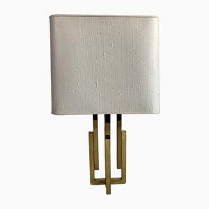 Lampe de Bureau et Lampadaire par Willy Rizzo, 1970s