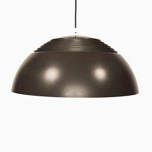 Lampada a sospensione A.J. Royal di Arne Jacobsen per Louis Poulsen, anni '60