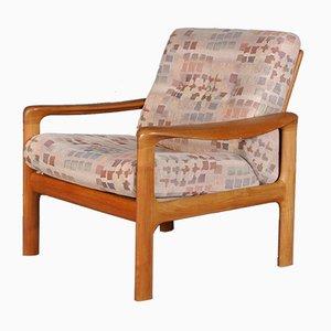 Teak Lounge Chair by Sven Ellekaer for Komfort, 1960s