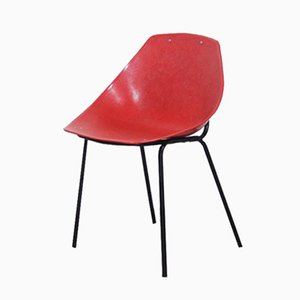 Shell Chair by Pierre Guariche for Meurop, 1950s