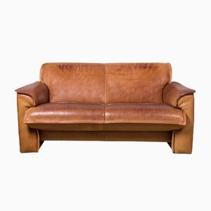Neck Leather 2.5-Seater Sofa from Leolux, 1970s