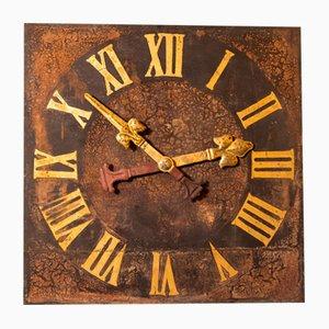 Reloj de torre antiguo
