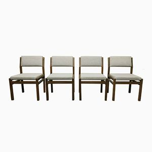 Model SA07 Dining Chairs by Cees Braakman for Pastoe, 1960s, Set of 4