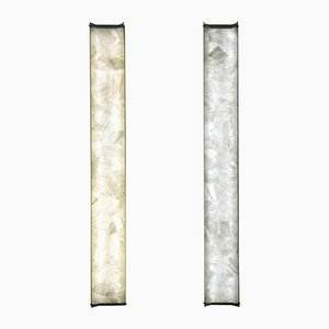 Contemporary Italian Sconces in Quarzite by Abarchitects, 2017, Set of 2