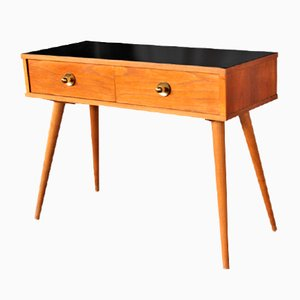 Mid-Century Bedside Table, 1958
