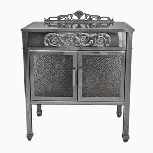 Spanish Art Deco Cupboard