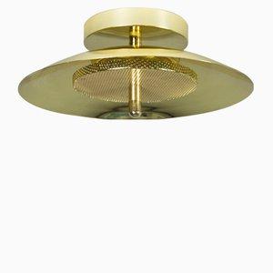 Signal Messing Wand-oder Deckenlampe von Shaun Kasperbauer für Souda