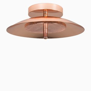 Signal Wall or Ceiling Light Brass by Shaun Kasperbauer for Souda