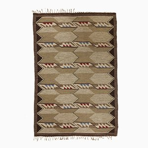 Mid-Century Rug by Brita Grahn for Ditzingers