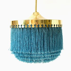 Model T601 Fringes Pendant by Hans-Agne Jakobsson, 1960s