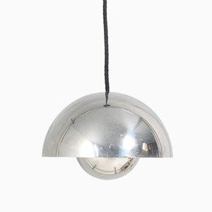 Lámpara colgante de Verner Panton para Louis Poulsen, años 60