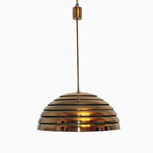 Lampada da soffitto a cupola di Hans Agne Jakobsen per Hans Agne Jakobson AB Markaryd, anni '60
