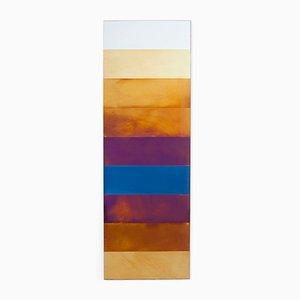 Grand Miroir Transience Squares par David Derksen & Lex Pott pour Transnatural