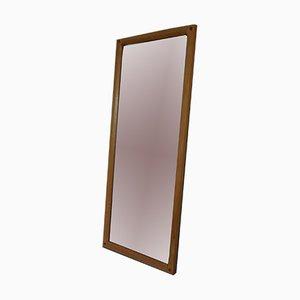 Specchio in quercia di Aksel Kjersgaard, anni '50