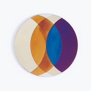 Espejo Transience pequeño de círculos de David Derksen & Lex Pott para Transnatural