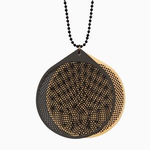 Collier Moiré Style 1 par David Derksen