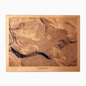 Grabado Copper Mine Etching No. 3 de David Derksen