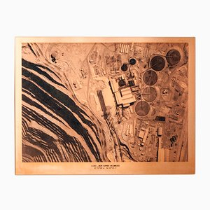 Copper Mine Etching No. 6 by David Derksen