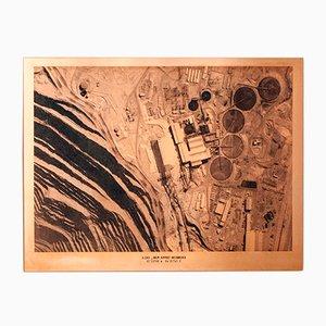 Oggetto decorativo Copper Mine Etching Nr. 6 di David Derksen