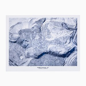 Oggetto decorativo Copper Mine Etching Nr. 3 di David Derksen, 2018