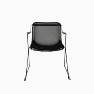 Penelope Chair by Charles Pollock for Anonima Castelli, 1980s
