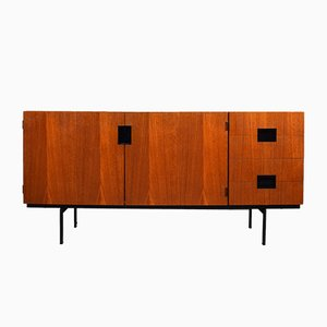 DU01 Japanese Series Teak Sideboard by Cees Braakman for Pastoe, 1950s
