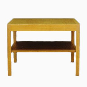 Danish Ash Coffee Table by Hans J. Wegner for Andreas Tuck