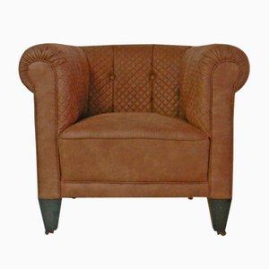 Club chair vintage, anni '30