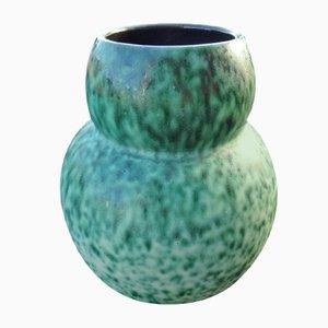 Französische Mid-Century Vase von Elchinger, 1950er