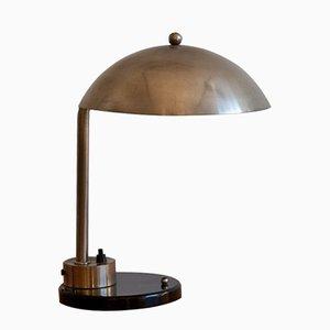 Lampada da tavolo vintage di Gispen, anni '30