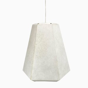 Lampe Cocoon Vintage en Plastique par Rudolph Dörfler pour Artolux