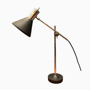 Lámpara de mesa holandesa de Herda, años 60