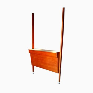 Danish Teak Bar by Poul Cadovius for Roche Bobois, 1960s