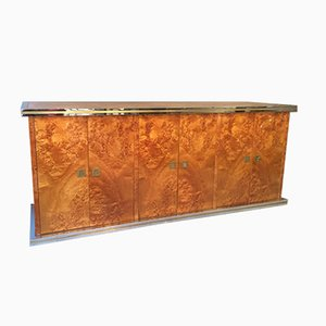 Vintage Sideboard by Willy Rizzo, 1970s