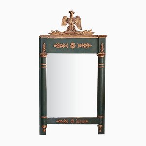 Specchio antico verde, Francia