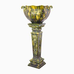 Cache-pot par Christopher Dresser, 1890s