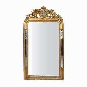 Antique French Louis Philippe Style Mirror