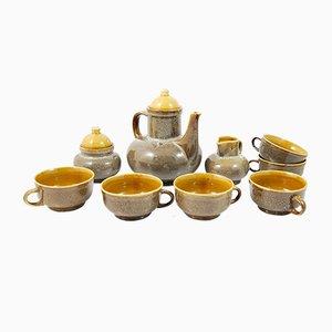 Nefryt Kaffee Service Set von Mirostowickie Zakłady Ceramiczne, 1970er