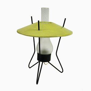 Mid-Century Tripod Table Lamp, 1950s