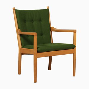 Easy Chair Model 1788 by Hans J. Wegner for Fritz Hansen, 1980s
