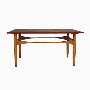 Vintage Coffee Table by Aksel Bender Madsen for Bovenkamp