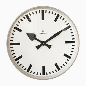 Horloge Mid-Century de Siemens, 1950s
