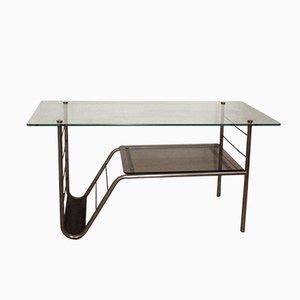 Tavolino da caffè vintage di Pierre Guariche per Airborne
