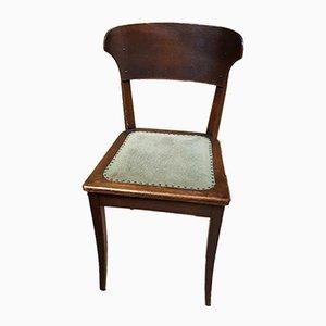 Antique Art Nouveau Chair by Riemerschmid for Hellerau