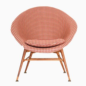 Lounge Chair by Miroslav Navratil for Tatra, 1960s