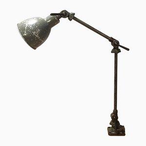 Lampada da tavolo vintage industriale, anni '30