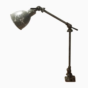 Vintage Industrial Table Lamp, 1930s