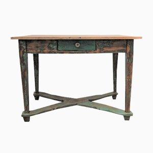 Table de Maison de Campagne Vintage en Bois